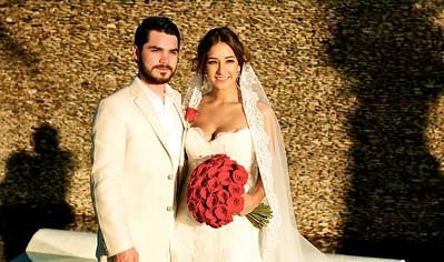 Maria Isabel + Alejandro