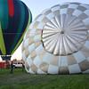 Getting Ready for Night Glow at the Albuquerque Balloon Fiesta 2