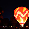 This Balloon is Ready for Night Glow at the Albuquerque Balloon Fiesta