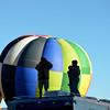 Guys with a View at the Albuquerque Balloon Festival