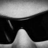 Self with shades<br /> Canon 55mm f/4 ISO 1600