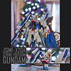 The Strike Freedom 1/100 scale Master Grade Model Kit<br /> Canon 55mm f/4 ISO 800