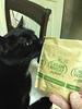 Hooman, dis is not Tuna... I specifically recall ordering Tuna.