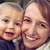 Gavin & His Mom