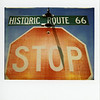 Getting my kicks on Route 66! :)