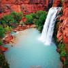 Havasu Falls in Grand Canyon
