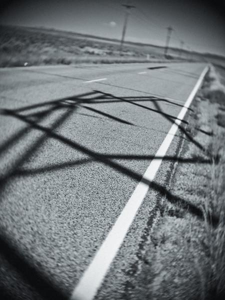 Power Line Shadow