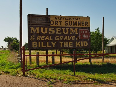 Fort Sumner, New Mexico