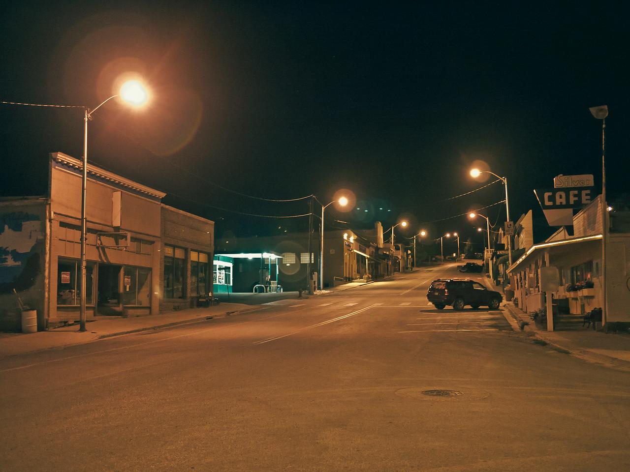 Downtown Pioche, Nevada