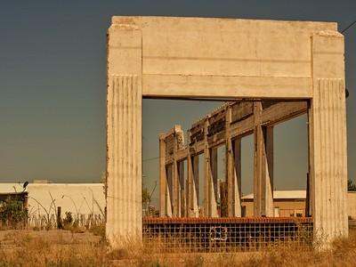 Downtown Presidio, Far West Texas