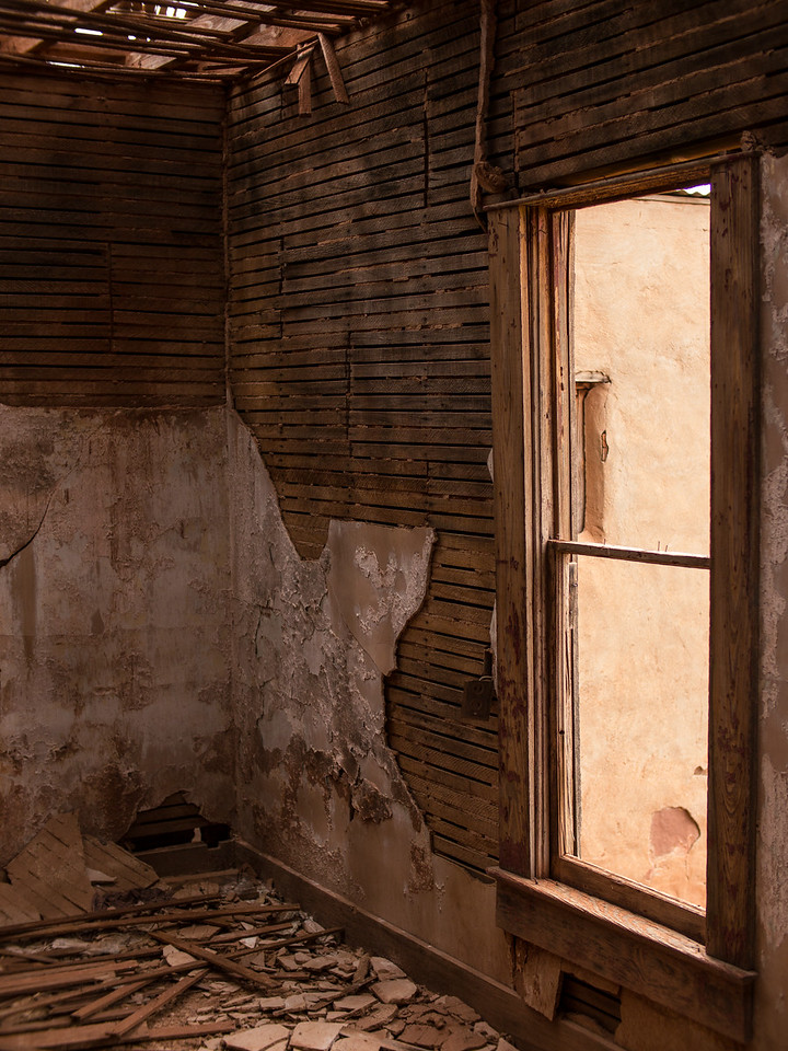 Abandoned Adobe in New Mexico