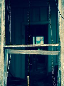 Abandoned Texas Home