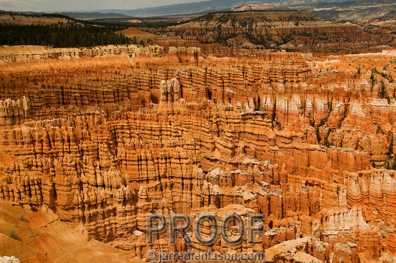 """The Amphitheater"" at Bryce Canyon"