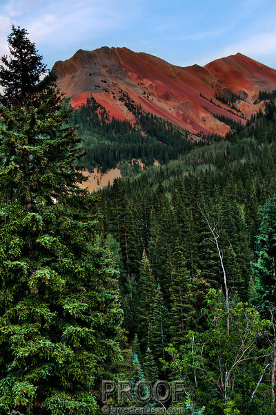 Red Mountain - Ouray Colorado