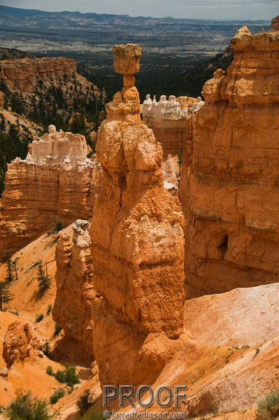 """Thor's Hammer"" of Bryce Canyon"