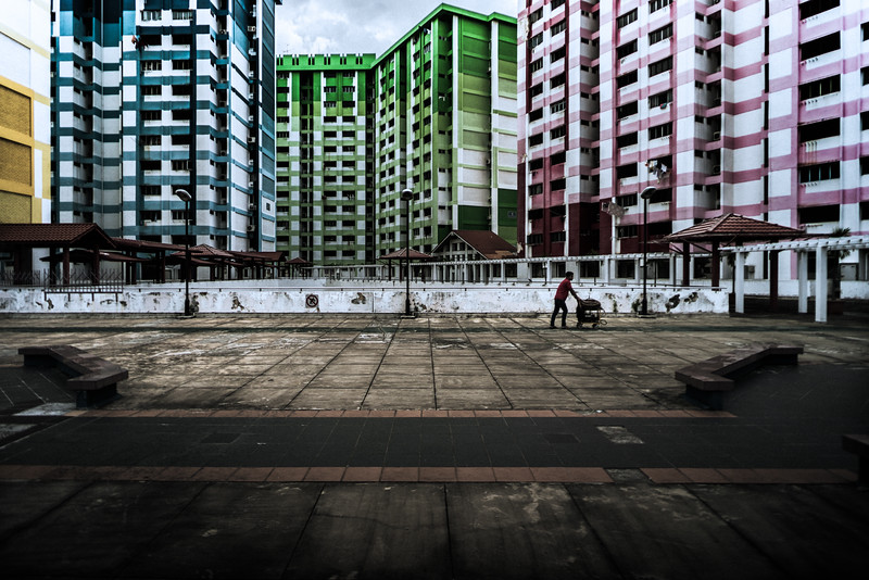 The Final Days of the Rochor Centre