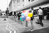 Balloons on Bugis
