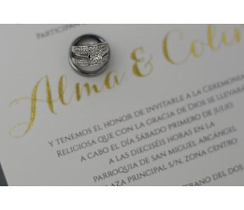 Alma & Colin Libro