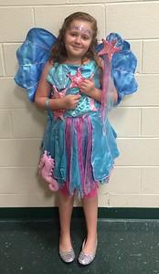"10-31-15 the sweet ""underwater"" fairy....."