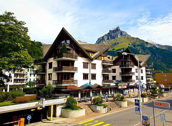 Alpine Adventure Scenics