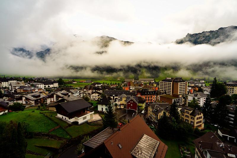 Alpine Bern to Lichtenstein