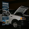 On display at the Expo was a 2005 F-150 with BRC Impco Dual Fuel Vapor Injected Propane System.