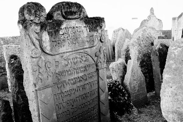 Alter Jüdischer Friedhof, Prag