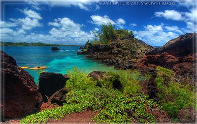 Maui_Hana Bay_HDR
