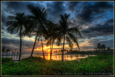 Waikoloa Beach Sunset