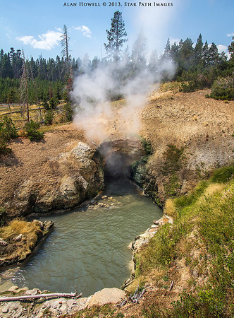 Yellowstone, the Dragons Mouth.