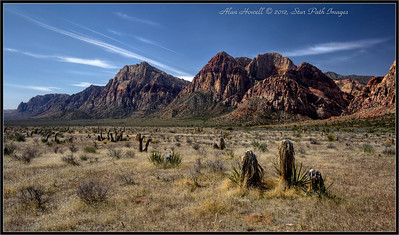 The awe inspiring recreational paradise known as Red Rocks Canyon, just West of Las Vegas...