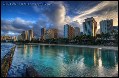Waikiki Morning