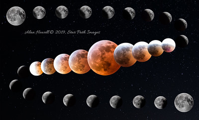 2019 Lunar Eclipse Composite