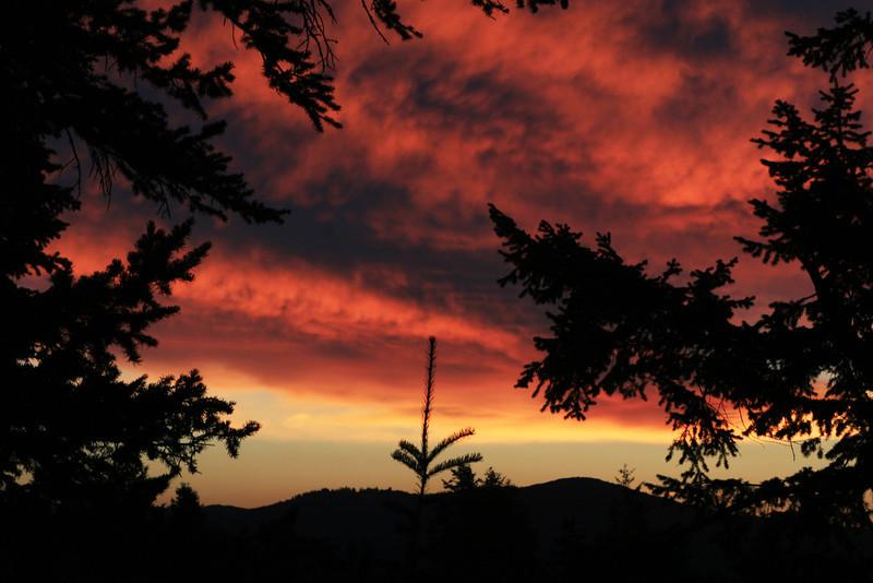 Troy's Sunrise  8/10/12