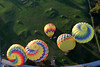 Riding high in a balloon - the dreams of kids, honeymooners, and Grandparents.