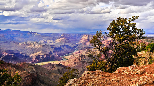 Grand Canyon, Desert View Point