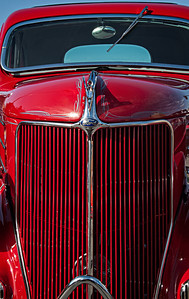"""Antique Ford V8"""