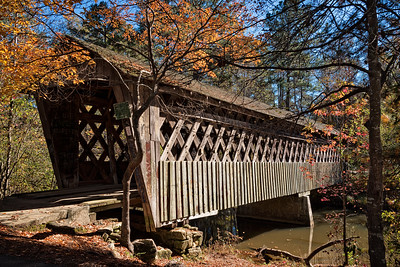 """Poole's Mill Covered Bridge"""