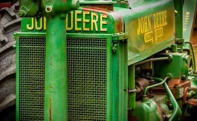 """""""John Deer Tractor"""""""