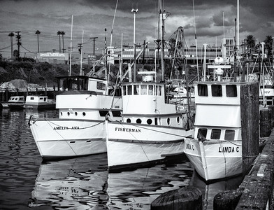 """LA Fishing Fleet"""