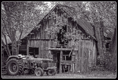 """Acworth Barn"""