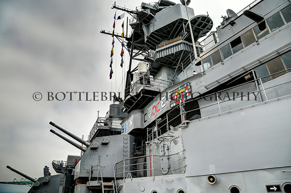 USS Iowa Battleship