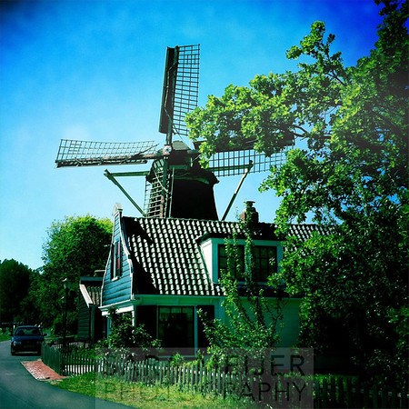 The Mill Krijtmolen d'Admiraal