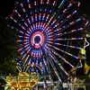 Ferris wheel 12