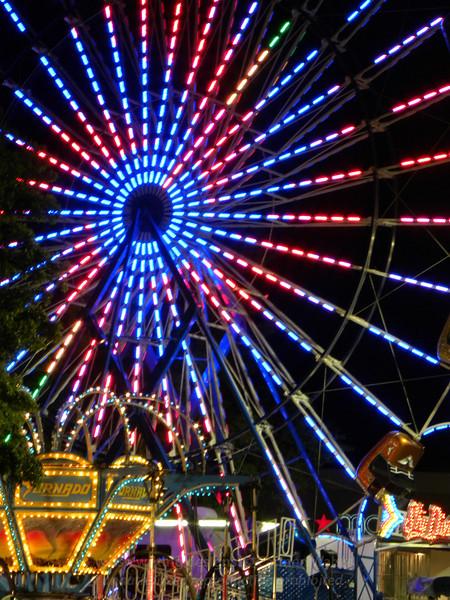 Ferris wheel 18