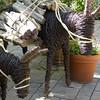 Manmade burros