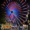 Ferris wheel 9