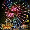 Ferris wheel 8
