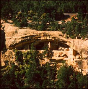 Cliff Palace, Mesa Verde, Colorado