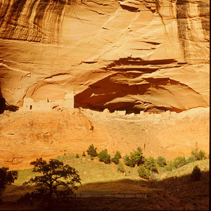 Mummy Cave, Canyon de Chelly